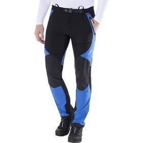 Directalpine Cascade Plus 1.0 - Pantalones Hombre - regular azul/negro